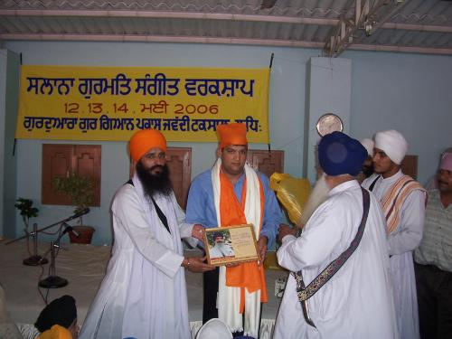Gurmat Sangeet Workshop 2006 (51)