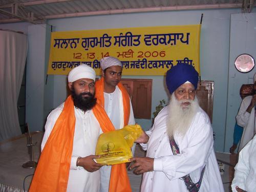 Gurmat Sangeet Workshop 2006 (54)