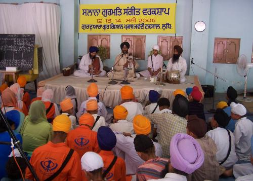 Gurmat Sangeet Workshop 2006 (7)