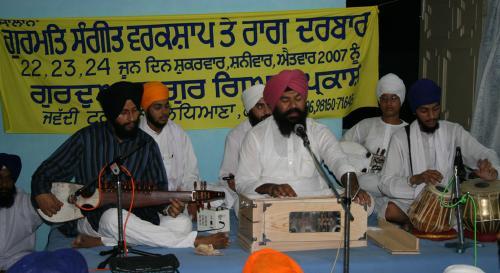 Gurmat Sangeet Workshop 2007 (11)
