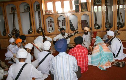 Gurmat Sangeet Workshop 2007 (18)