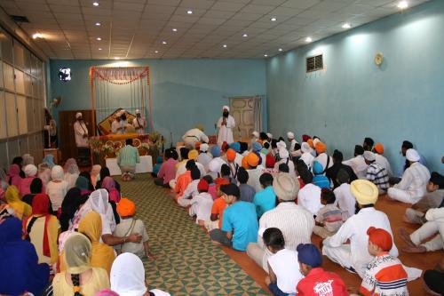 Gurmat Sangeet Workshop 2007 (2)