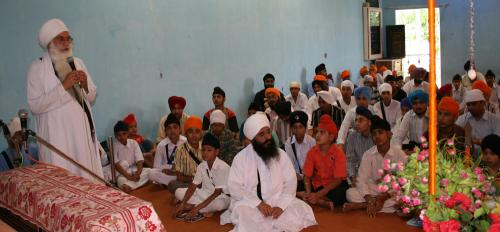 Gurmat Sangeet Workshop 2007 (22)