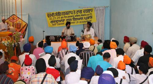 Gurmat Sangeet Workshop 2007 (3)
