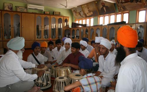 Gurmat Sangeet Workshop 2007 (5)