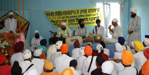 Gurmat Sangeet Workshop 2007 (6)