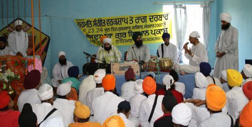 Gurmat Sangeet Workshop 2007 (6)