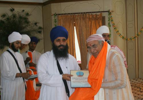 Gurmat Sangeet Workshop 2008 (13)