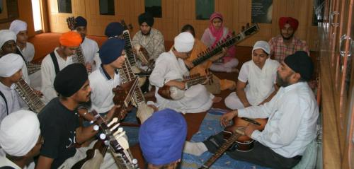 Gurmat Sangeet Workshop 2008 (4)