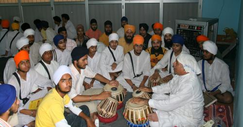 Gurmat Sangeet Workshop 2008 (5)