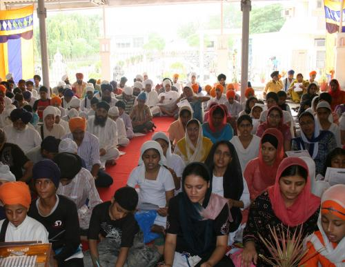 Gurmat Sangeet Workshop 2008 (6)