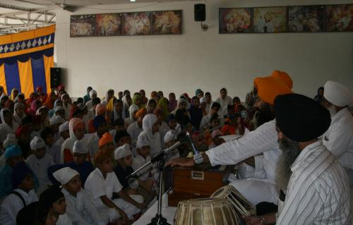 Gurmat Sangeet Workshop 2008 (8)