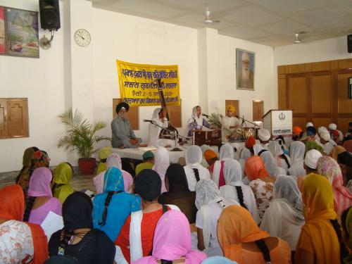 Gurmat Sangeet Workshop 2009 (1)