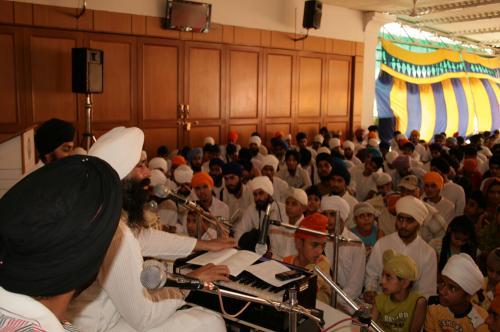 Gurmat Sangeet Workshop 2009 (14)