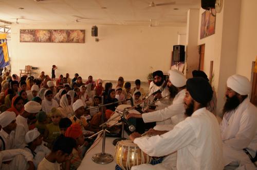Gurmat Sangeet Workshop 2009 (15)
