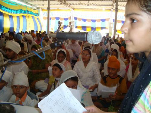 Gurmat Sangeet Workshop 2009 (2)