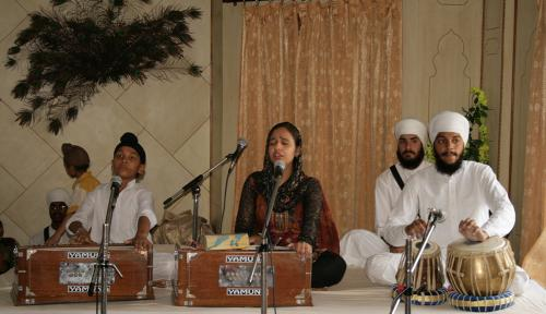 Gurmat Sangeet Workshop 2009 (20)