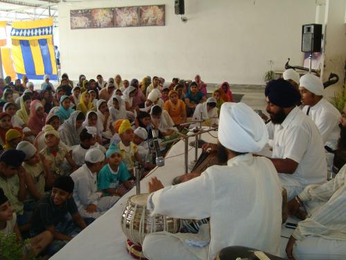 Gurmat Sangeet Workshop 2009 (25)