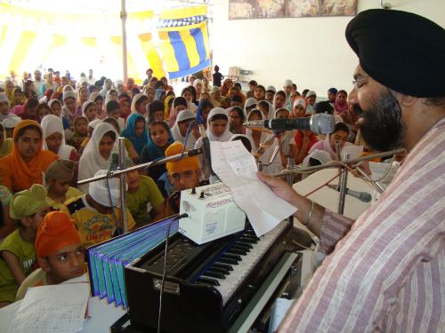 Gurmat Sangeet Workshop 2009 (26)
