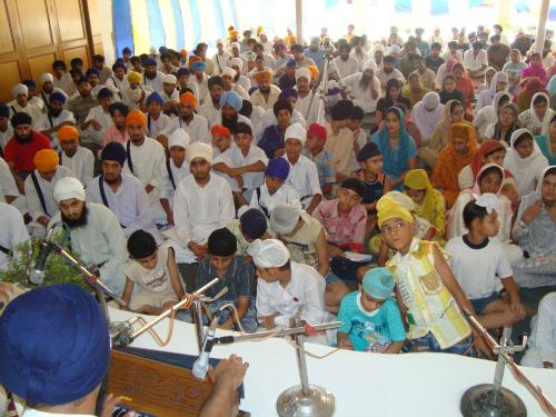 Gurmat Sangeet Workshop 2009 (27)