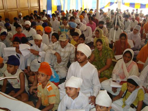 Gurmat Sangeet Workshop 2009 (3)