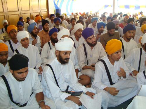 Gurmat Sangeet Workshop 2009 (5)