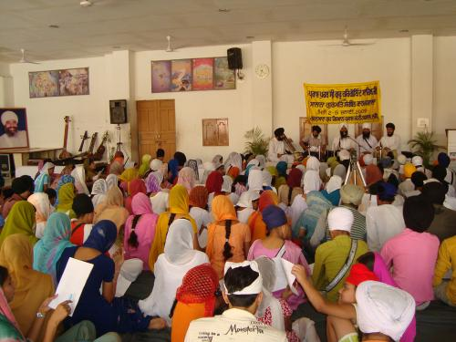 Gurmat Sangeet Workshop 2009 (6)
