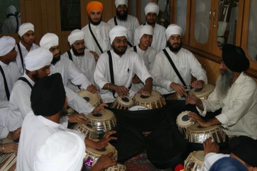Gurmat Sangeet Workshop 2009 (8)