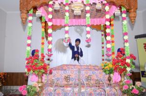 Gurmat Sangeet Workshop 2015 1