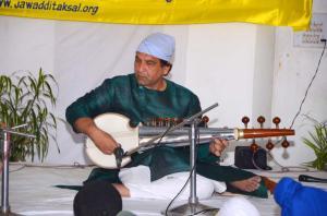 Ustaad Danish Aslam Khan sarod vadak
