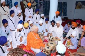 sushil kumar jain and Pandit Ramakat ji 1