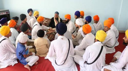 Gurmat Sangeet Workshop 2017 (100
