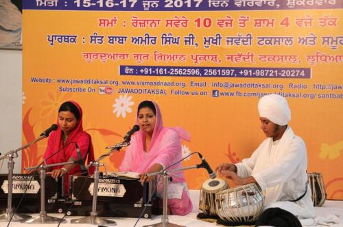 Gurmat Sangeet Workshop 2017 (11)