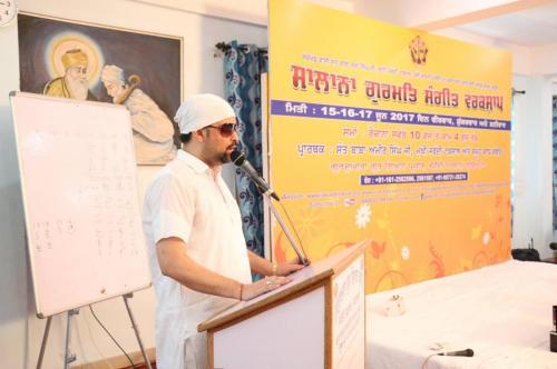 Gurmat Sangeet Workshop 2017 (13)