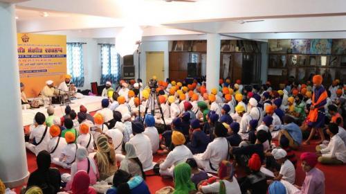 Gurmat Sangeet Workshop 2017 (144