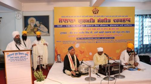 Gurmat Sangeet Workshop 2017 (188
