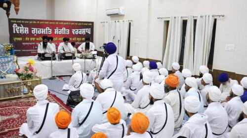 Gurmat Sangeet Workshop 2017 (21)