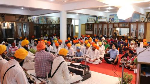 Gurmat Sangeet Workshop 2017 33