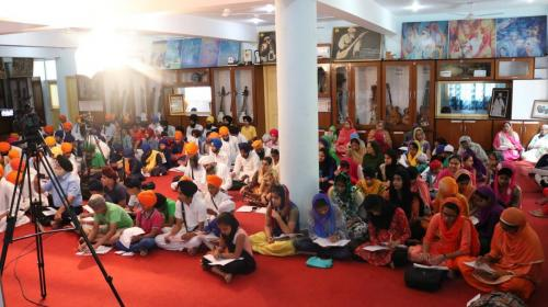 Gurmat Sangeet Workshop 2017 44