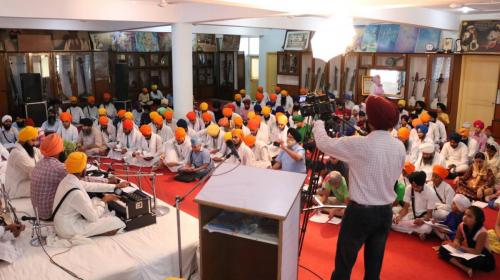 Gurmat Sangeet Workshop 2017 55