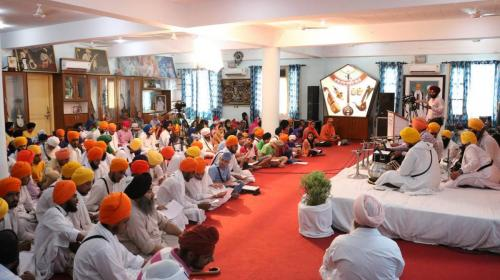 Gurmat Sangeet Workshop 2017 88