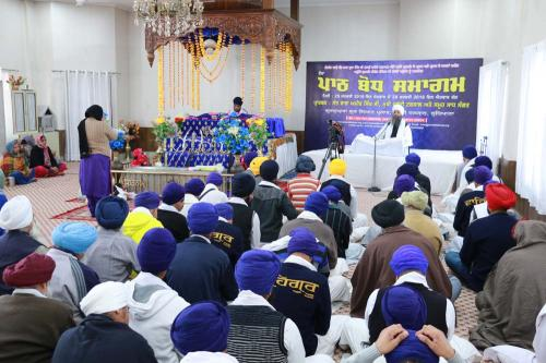 Gurmat Sangeet Workshop, February 2016 (1)