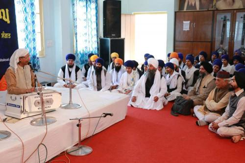 Gurmat Sangeet Workshop, February 2016 (13)