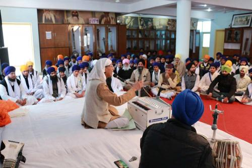 Gurmat Sangeet Workshop, February 2016 (14)