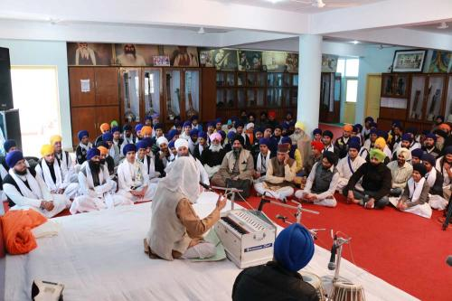 Gurmat Sangeet Workshop, February 2016 (15)