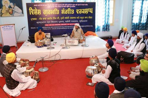 Gurmat Sangeet Workshop, February 2016 (16)