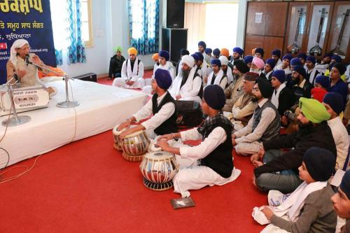 Gurmat Sangeet Workshop, February 2016 (17)