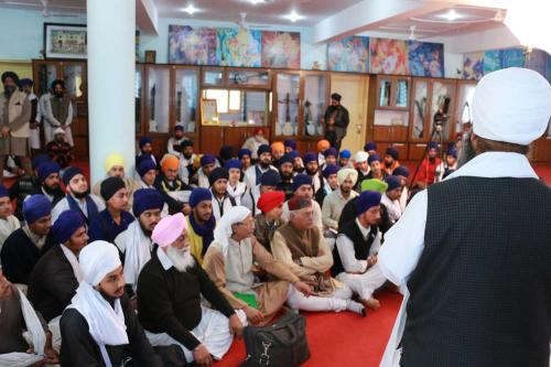 Gurmat Sangeet Workshop, February 2016 (22)