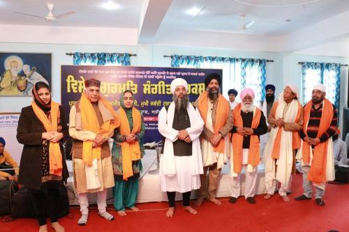 Gurmat Sangeet Workshop, February 2016 (25)