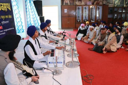 Gurmat Sangeet Workshop, February 2016 (4)